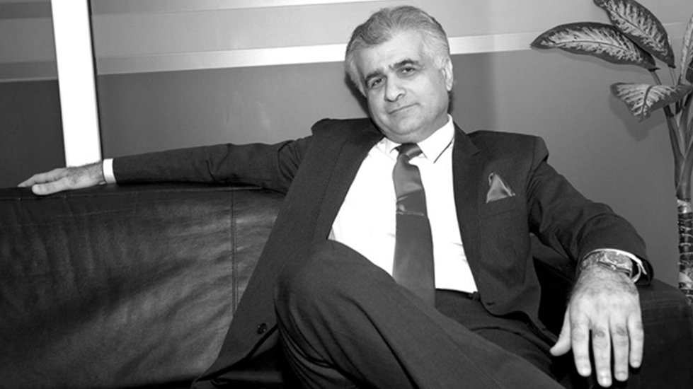 Dr Jassim Haji, President, Artificial Intelligence Society, Bahrain.