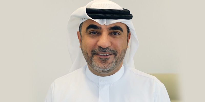 HE Hussain Mohammed Al Mahmoudi, CEO of AUSE and SRTIP