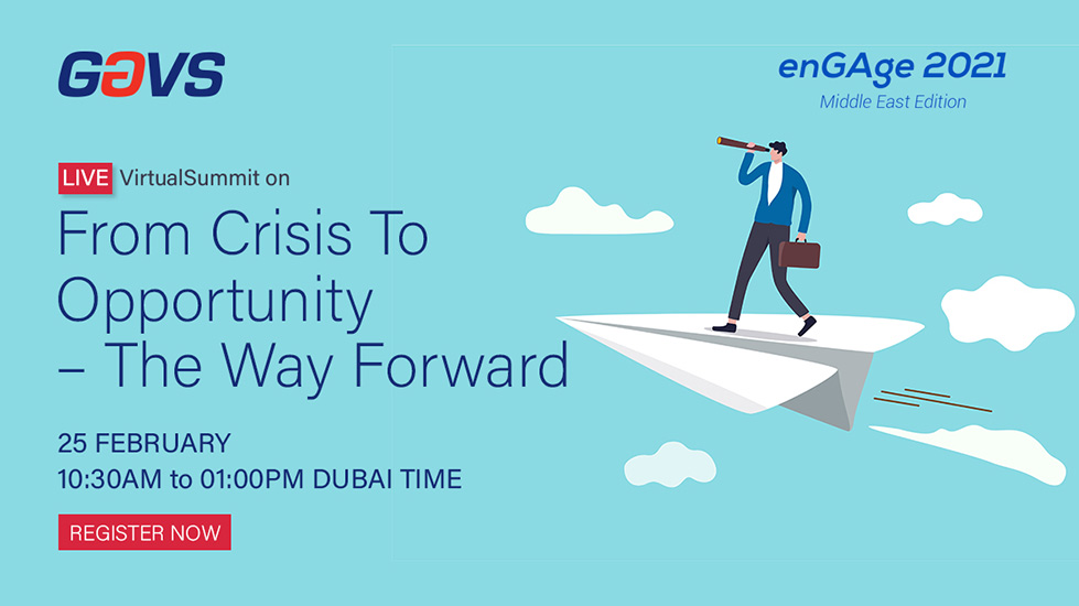 From Crisis To Opportunity The Way Forward VirtualSummit.