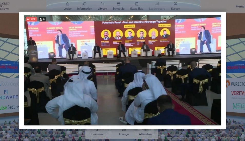 Abdul Rahman Jaroudi, Head Distribution Channels and e-Channels at Aafaq Islamic Finance.