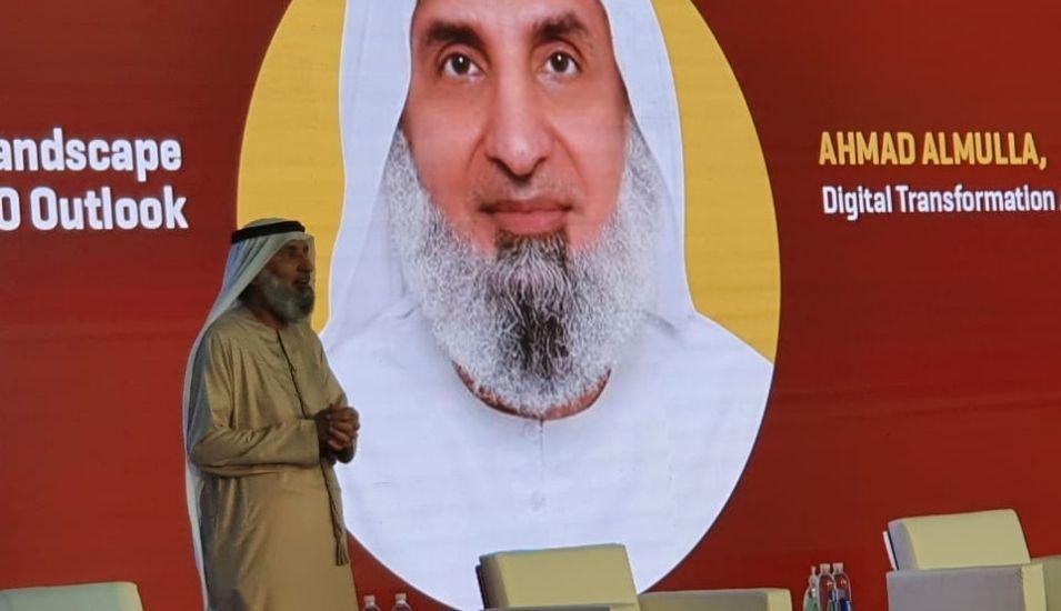 Ahmad Almulla, Digital Transformation Advisor.