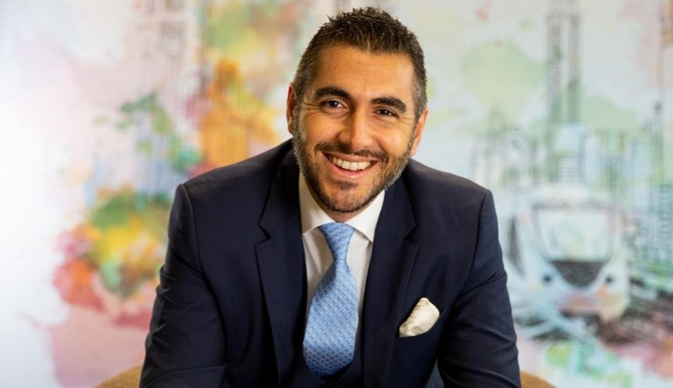 Ali Matar, Head of LinkedIn MENA and Emerging Markets in Europe and Africa.