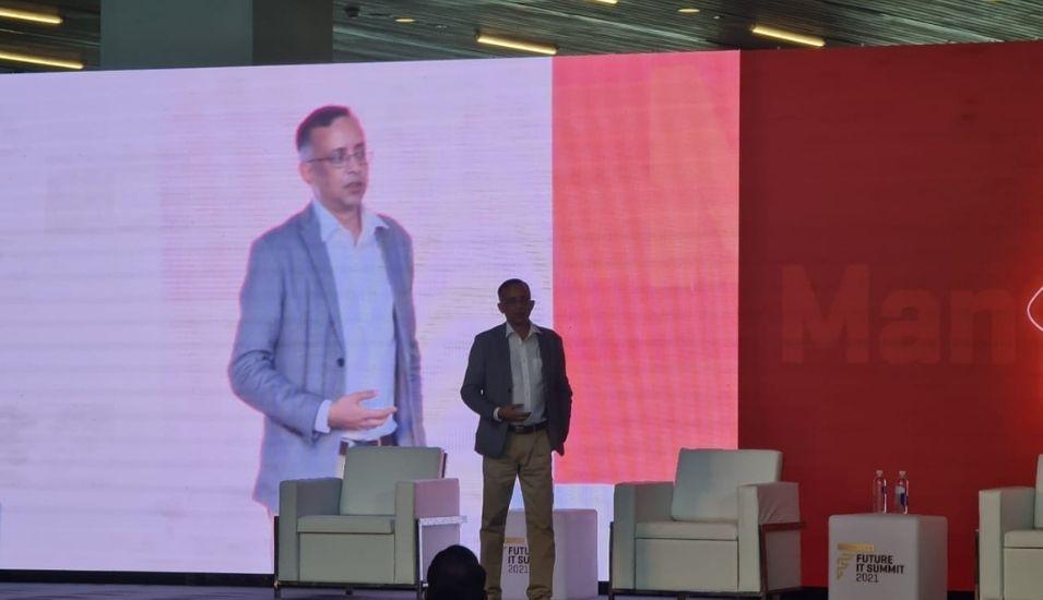Anshul Srivastav, CIO, Emirates Post.