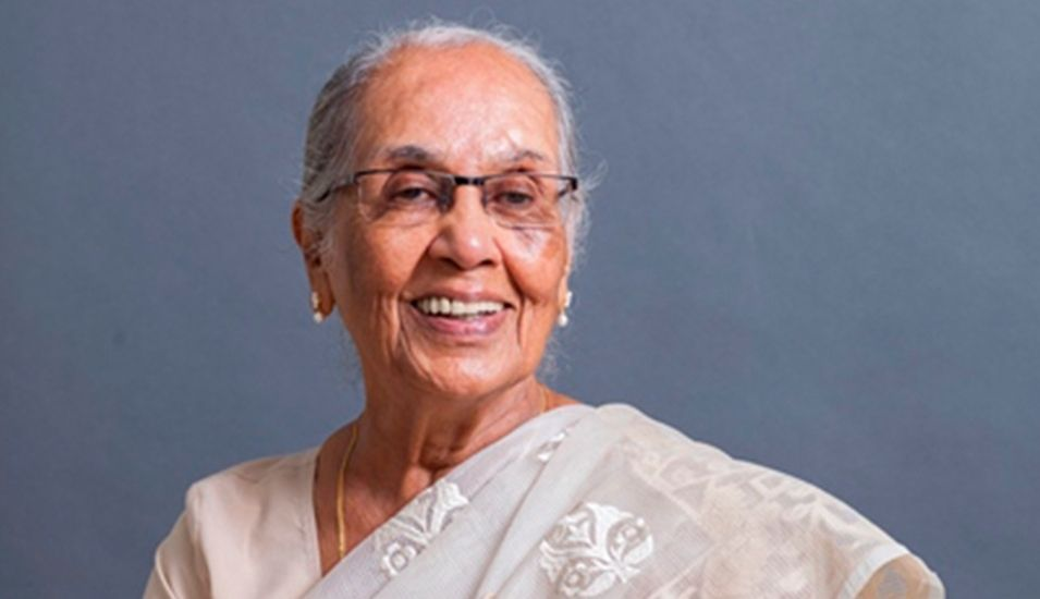 Dr Zulekha Daud, Founder and Chairperson, Zulekha Healthcare Group.