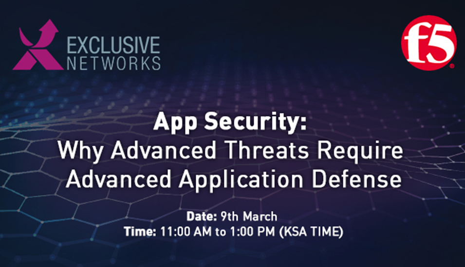 App Security: Why Advanced Threats Require Advanced Application Defence VirtualSummit.