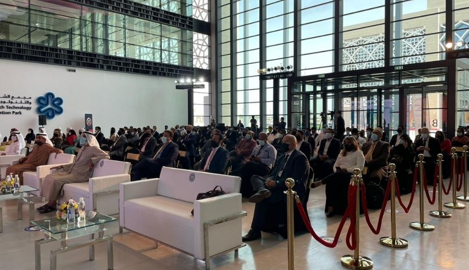 Future IT Summit MEA 2021 was held at Sharjah Research Technology and Innovation Park.