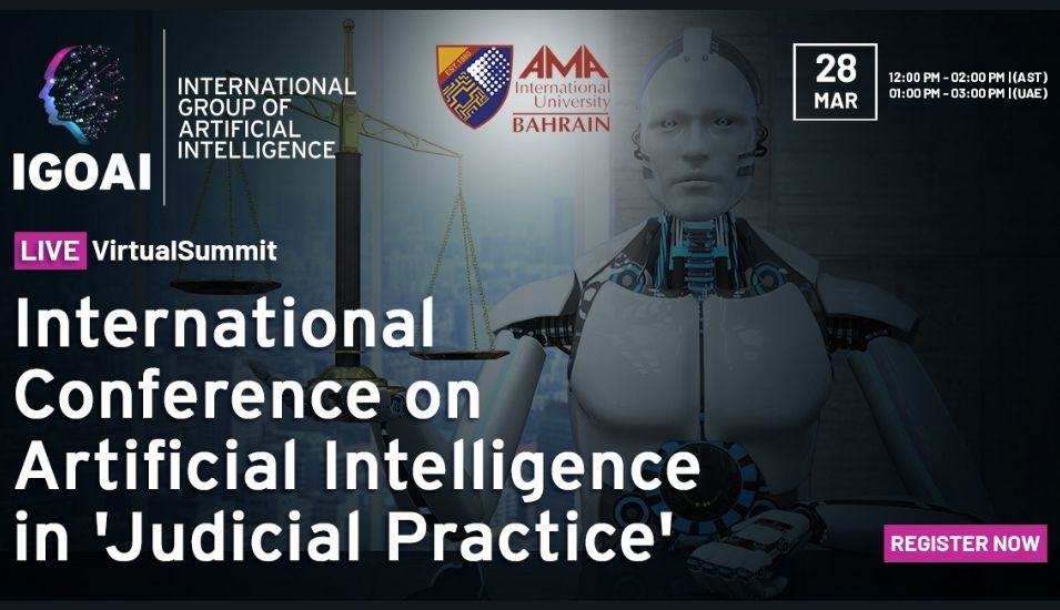 International Conference on Artificial Intelligence in Judicial Practice, Mahakem 4.0