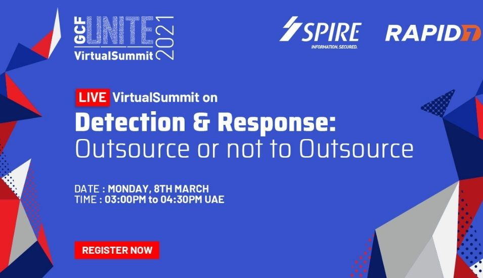 Detection and Response: outsource or not to outsource Virtual Summit.