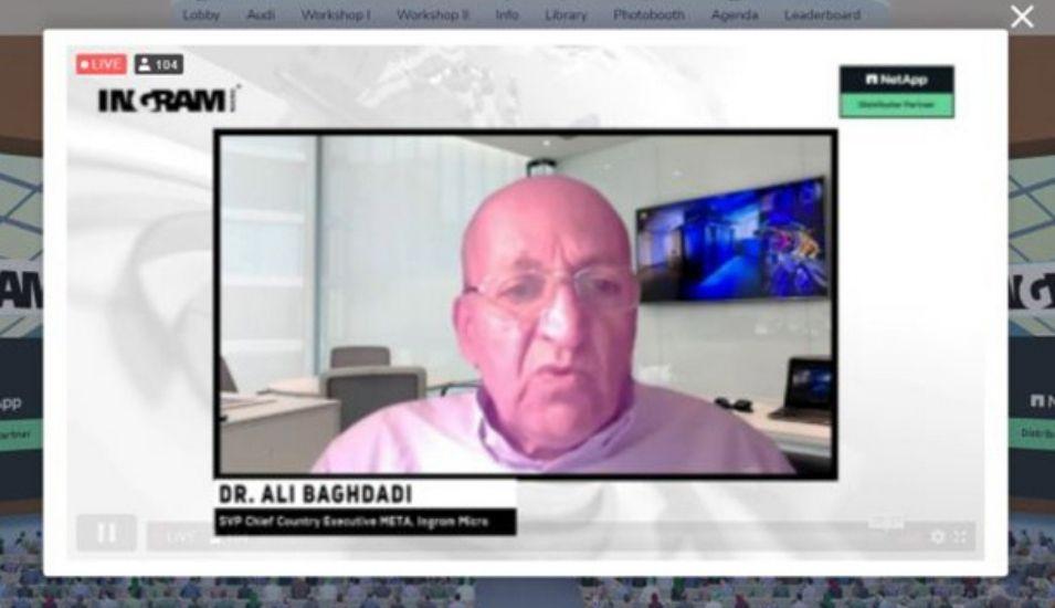 Dr Ali Baghdadi