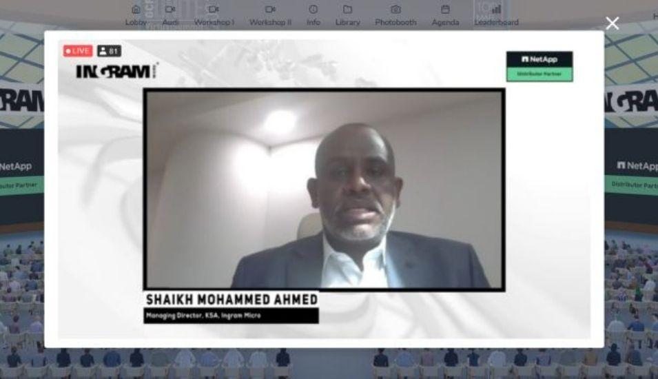 Shaikh Mohammed Ahmed