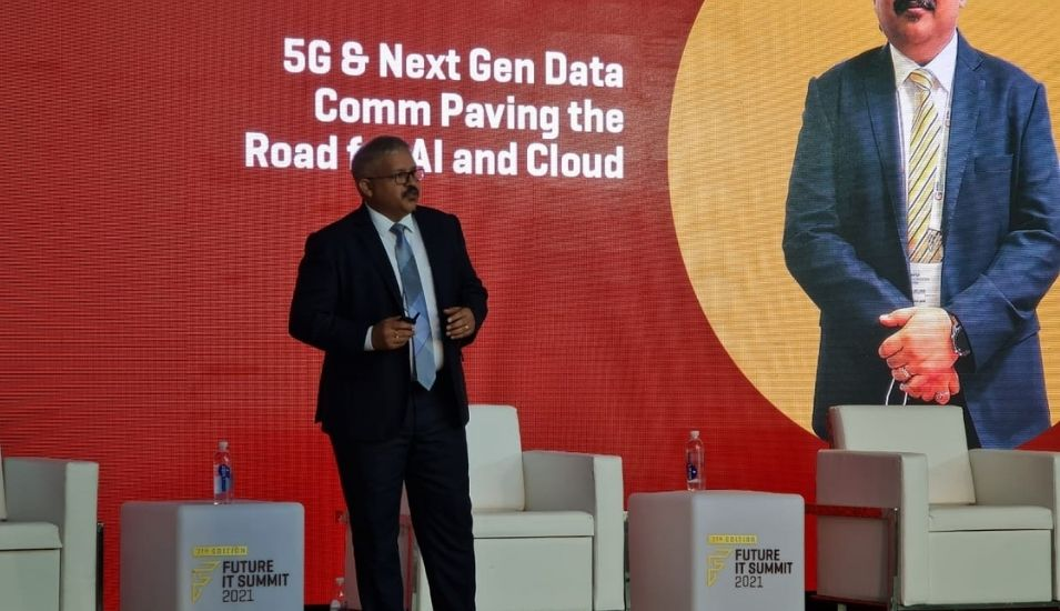 Saurabh Jain, Channel, Solutions Director, Huawei Enterprise Business Group.