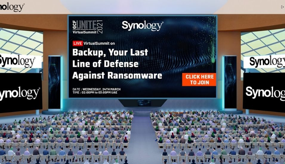 Backup, Your Last Line of Defence Against Ransomware VirtualSummit.