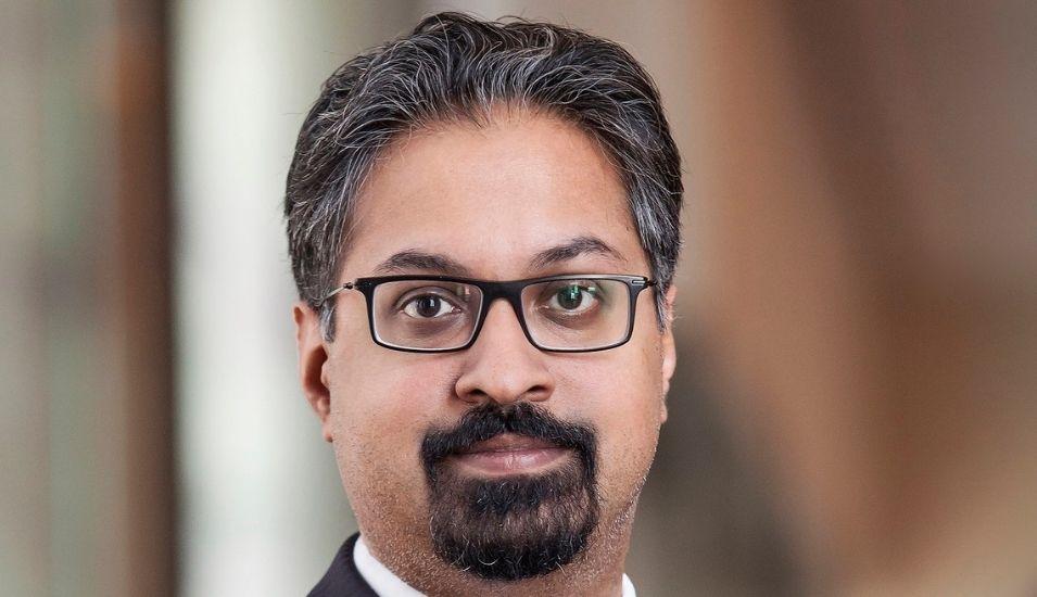 Abbas Basrai, Partner and Head of Financial Services, KPMG Lower Gulf.