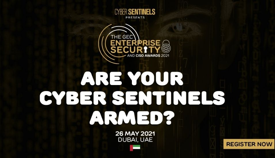 GEC Security Symposium 2021 is presented by Cyber Sentinels.