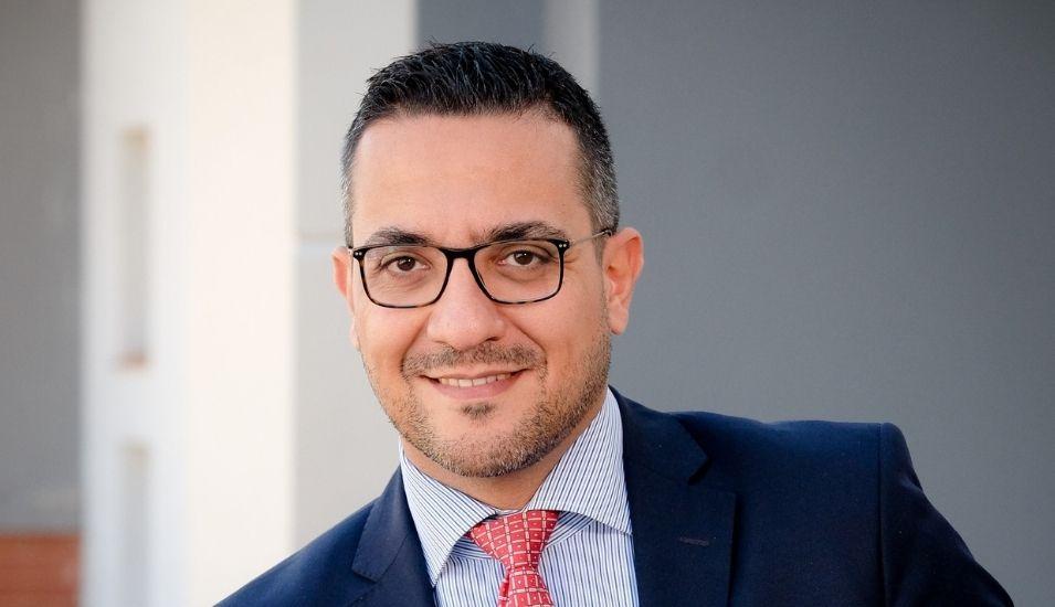 Johnny Karam, MD and VP of International Emerging Region, Veritas Technologies.
