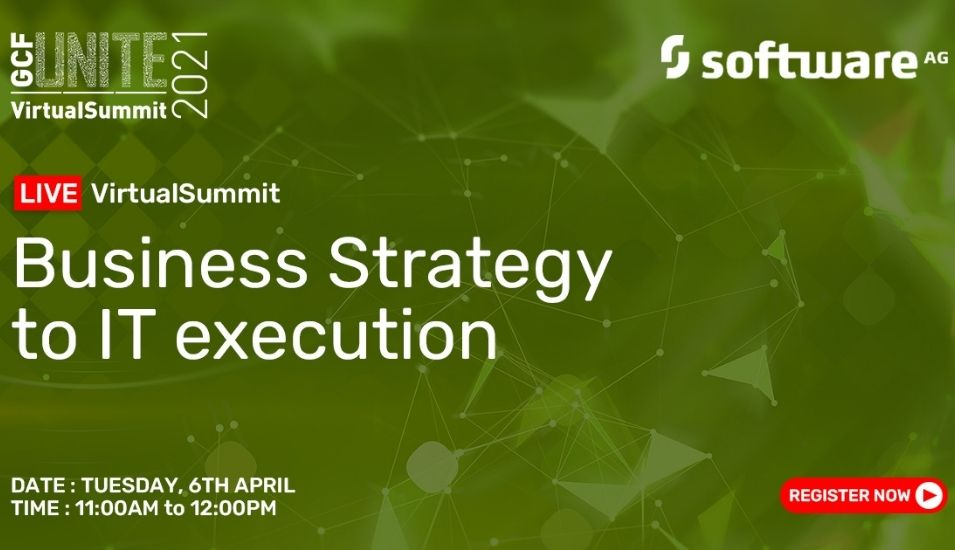 Business Strategy to IT Execution Virtual Summit.