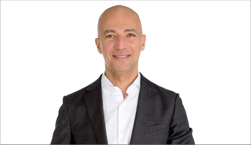 Ashraf Yehia, Managing Director at Eaton Middle East.