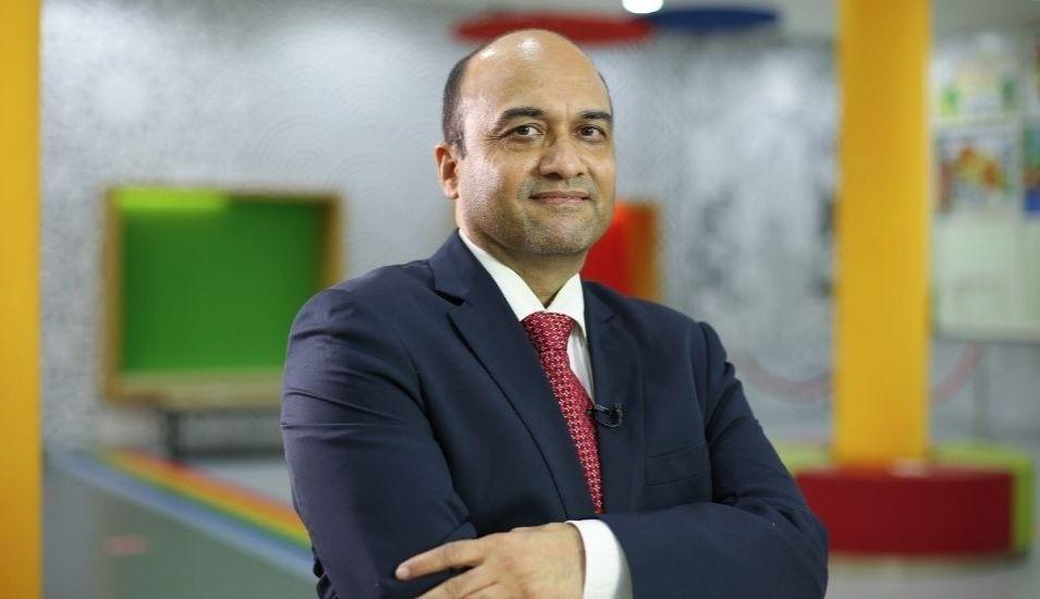 Amol Vaidya, Senior Director Operations, Global Indian International School Dubai, UAE.