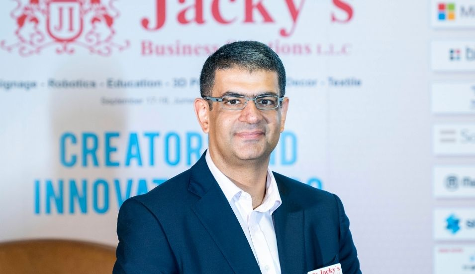 Ashish Panjabi, Chief Operating Officer at Jacky's Business Solutions