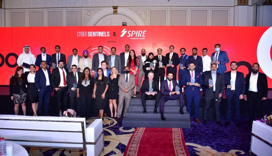CISO Awards and Future Security Awards 2021 winners.