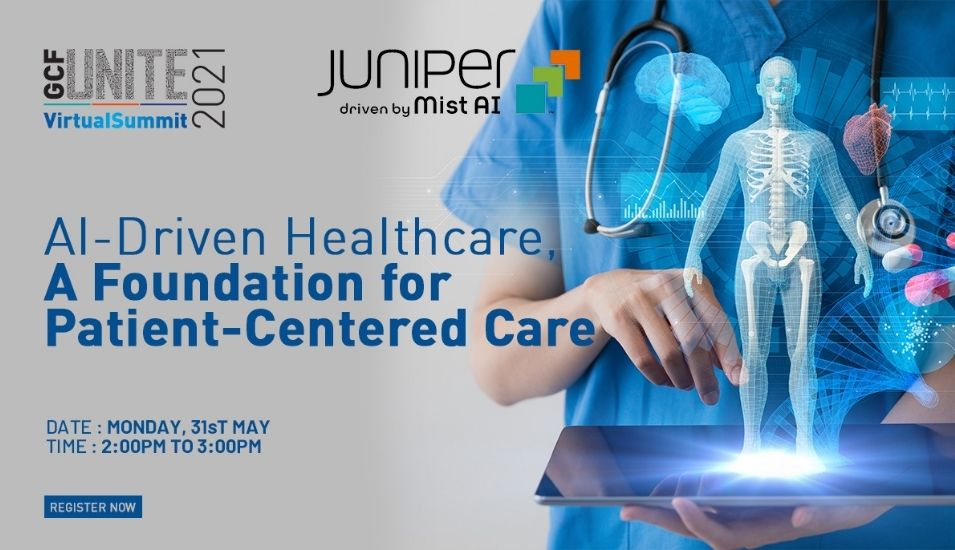 AI-Driven Healthcare, A Foundation for Patient-Centred Care VirtualSummit.