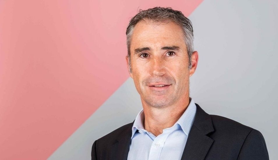 Mark Ackerman, Area Vice President, Middle East and Africa, ServiceNow.