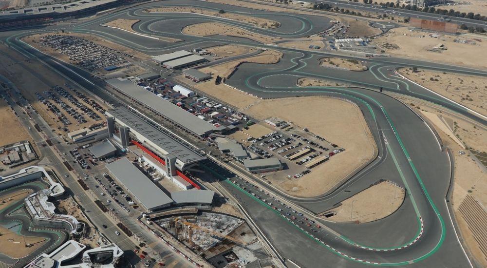 Courtesy Dubai Autodrome