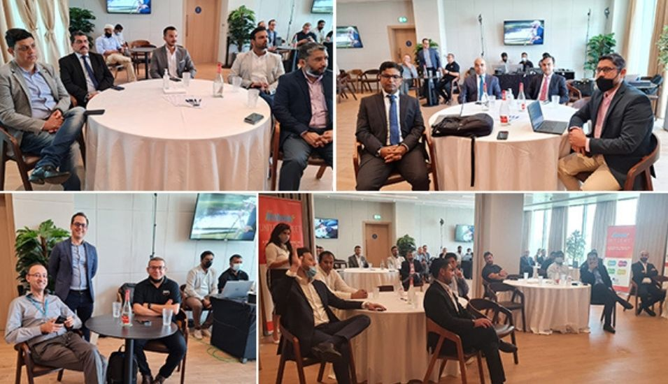 Global CIO Forum, AWS, Zero&One hosted Cloud- Elevate to Innovate event on 14th September.