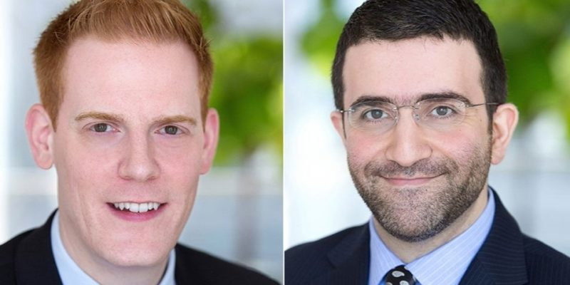 (Left to right) Dr Lars Littig, Managing Director and Partner, BCG; and Rami Riad Mourtada, Partner and Associate Director, BCG.